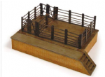 47-003 Scenecraft Cattle Dock 200mm x 130mm x 70mm